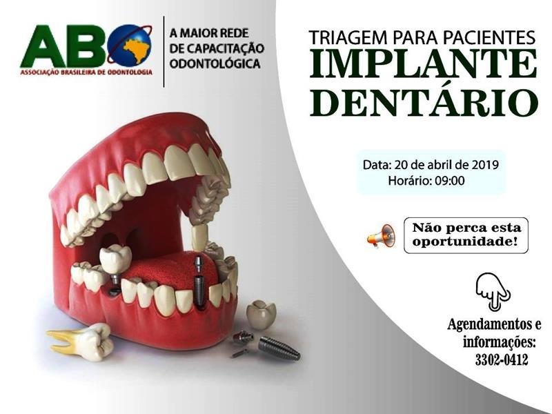 A Associação Brasileira De Odontologia